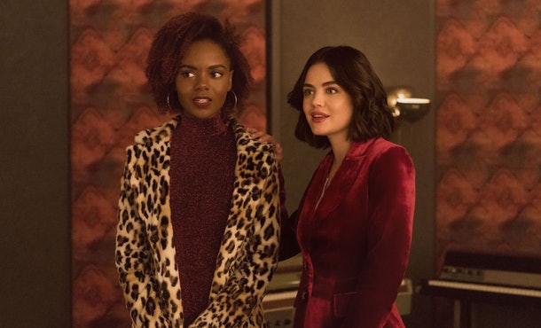 Josie's fate is unclear now that 'Katy Keene' is canceled but 'Riverdale' isn't.
