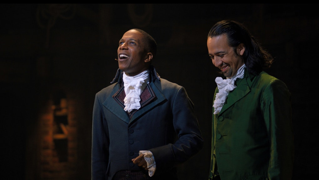 These 'Hamilton' film memes flooding Twitter are so much fun.
