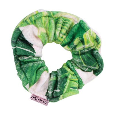 Kitsch Soft Microfiber Towel Scrunchies, Palm (2-Pack)