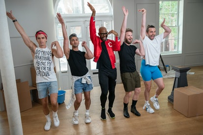 Queer Eye is one of Netflix's top shows and movies for June 2020.
