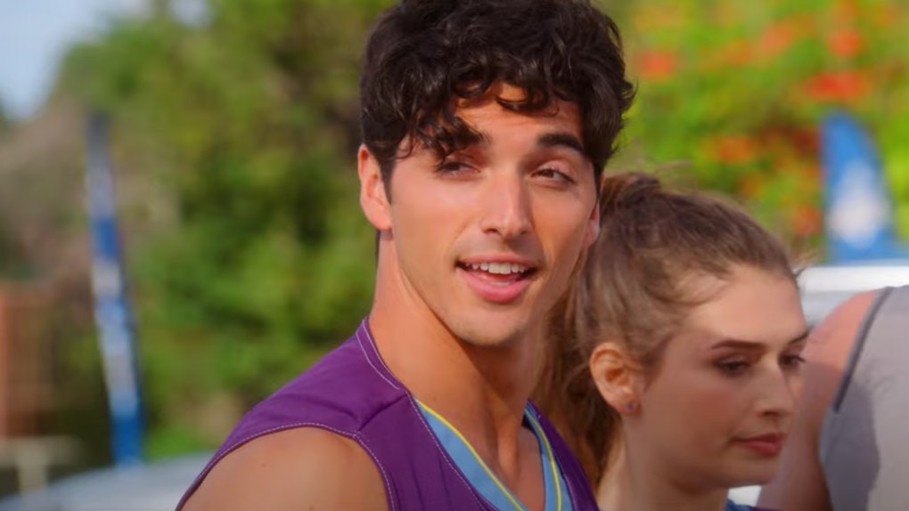 Taylor Perez plays Marco in 'The Kissing Booth 2.'