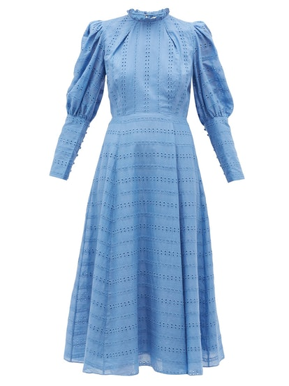 Evanthe Eyelet Dress