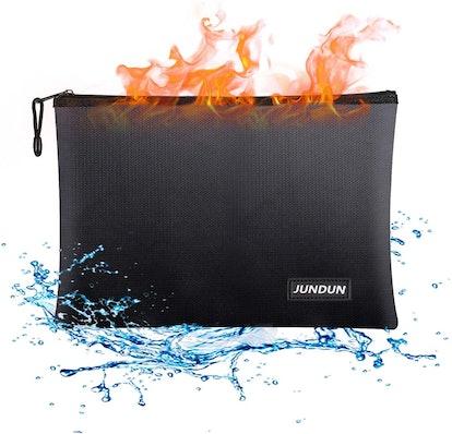 JUNDUN Document Bag