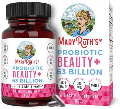 MaryRuth Organics Vegan Probiotics