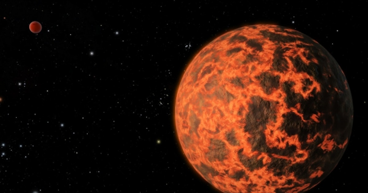 A new exoplanet discovery has astronomers confused over its very state