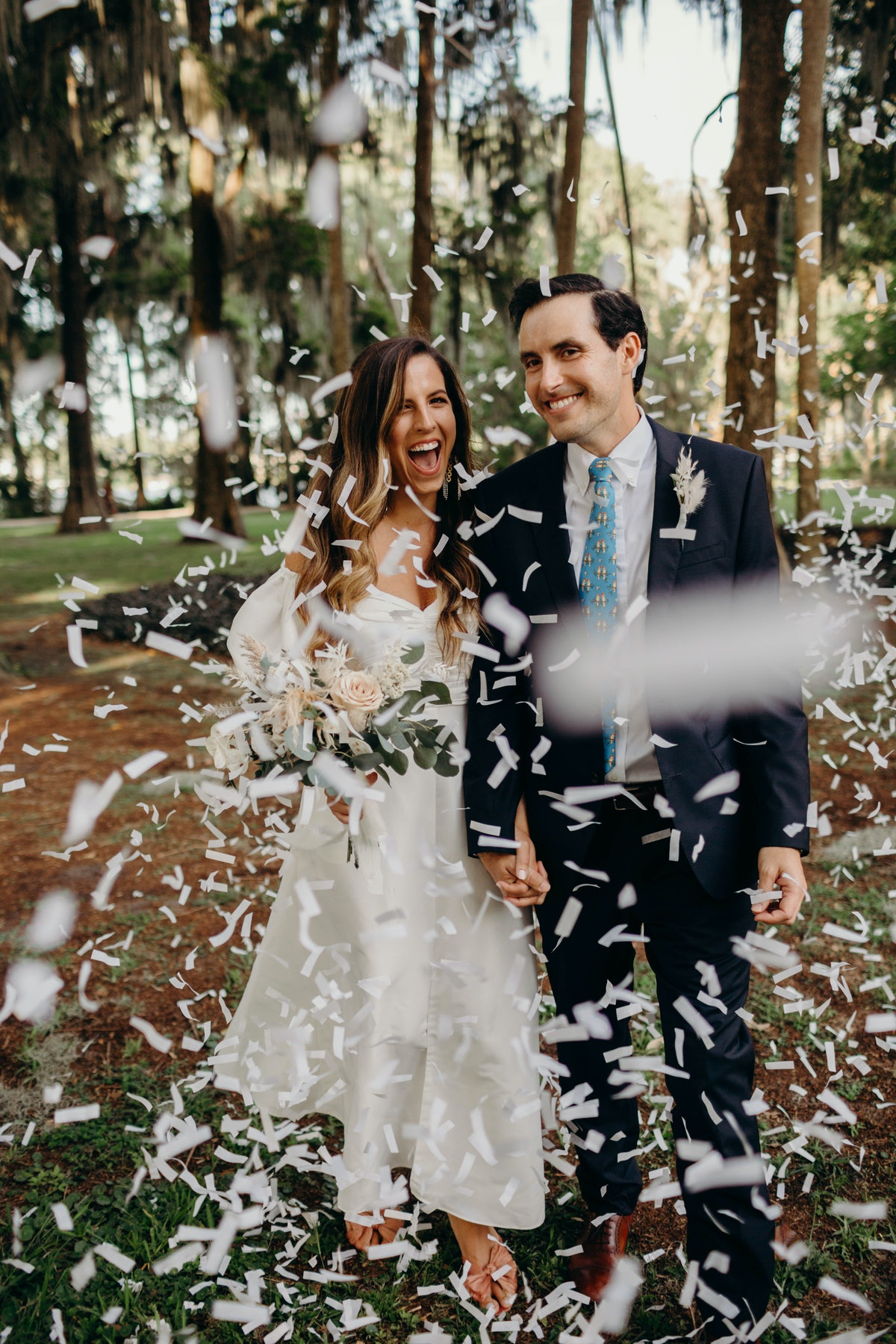 Read these quarantine wedding stories when you need a pick-me-up.