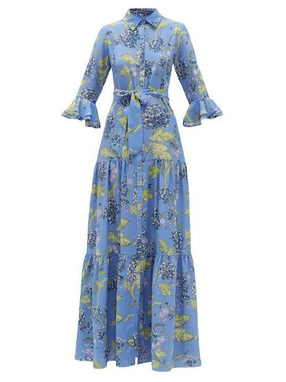 Nalini Floral Dress