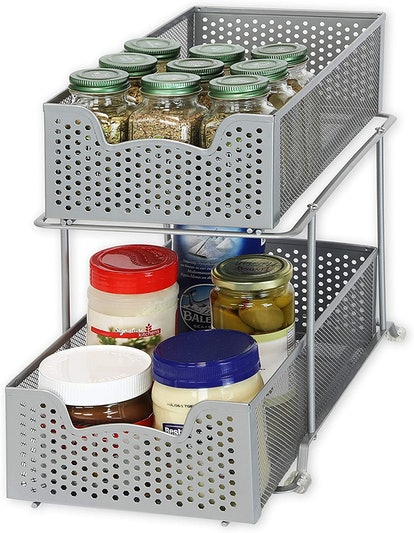 Simple Houseware Tiered Drawers
