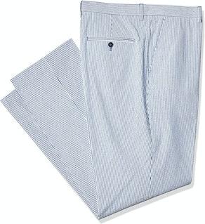 Tommy Hilfiger Modern Fit Seersucker Suit Pants