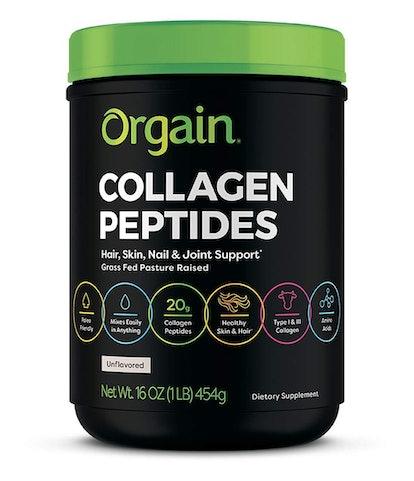 Orgain Collagen Peptides Protein Powder