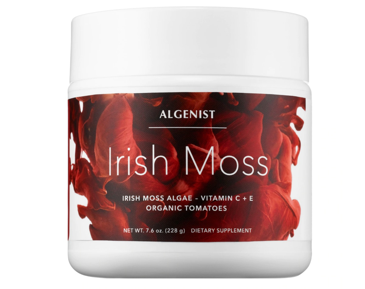 Irish Moss Algae - Vitamin C + E Supplement