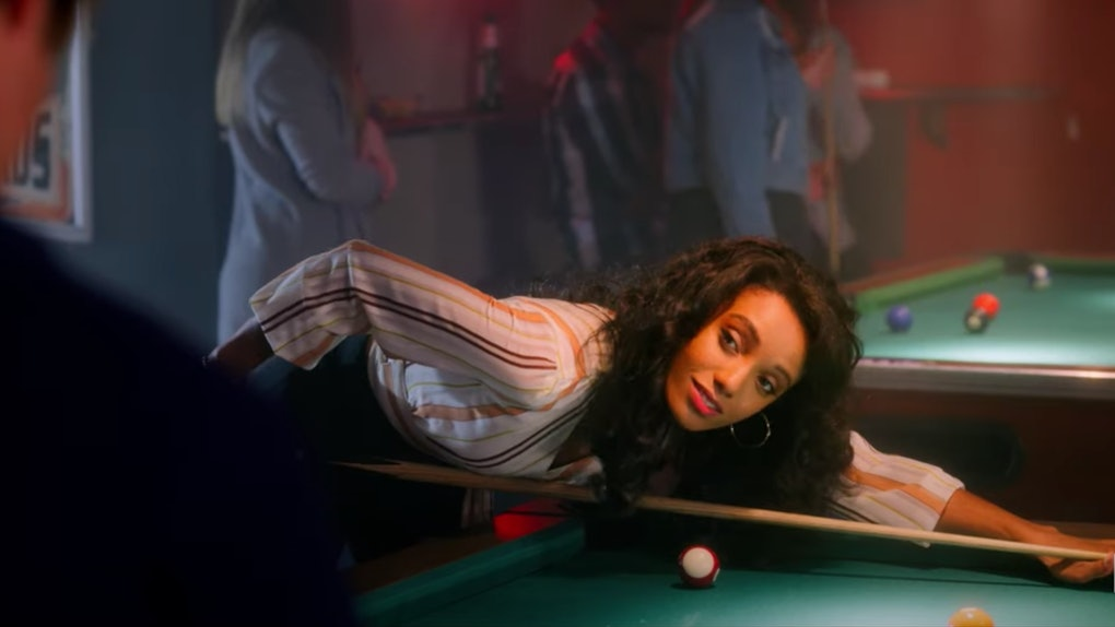 Maisie Richardson-Sellers plays Chloe in 'The Kissing Booth 2.'