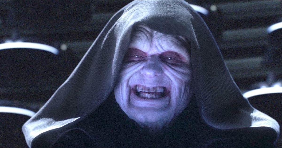 Palpatine's true plan in 'Rise of Skywalker' reveals a shocking twist