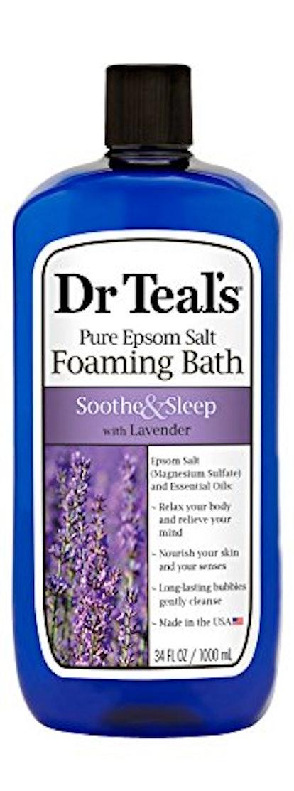 Dr Teal's Foaming Bath with Pure Epsom Salt