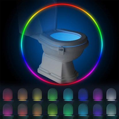 Chunace Toilet Bowl Night Light