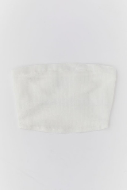UO Textured Cropped Tube Top