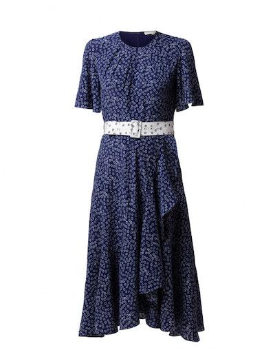 Indu Silk Dress