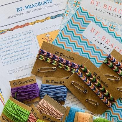 DIY Starterskit Friendshipbracelets