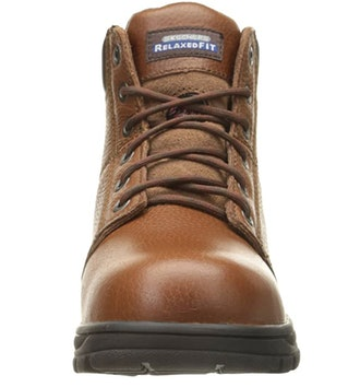 Skechers Work Workshire Relaxed Fit Steel Toe Boot
