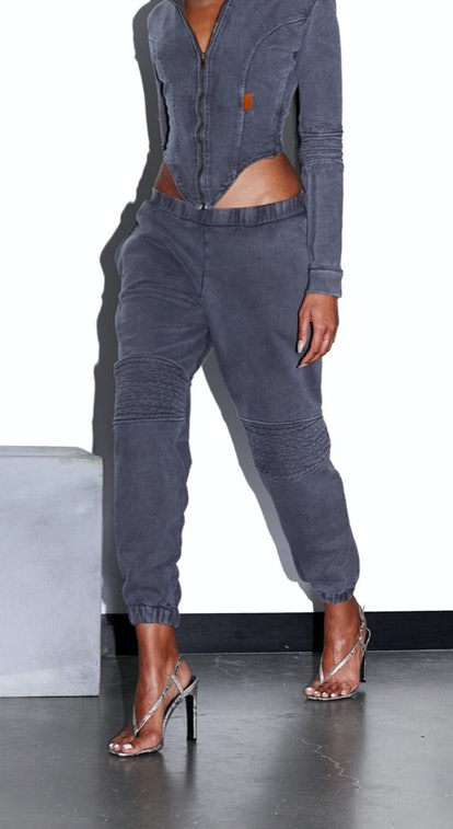Tonik Slouch Panelled Joggers
