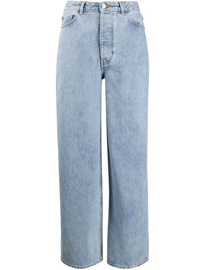 Oversized Low Rise Jeans