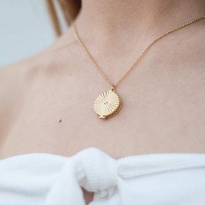 Kitsch Aromatherapy Necklace