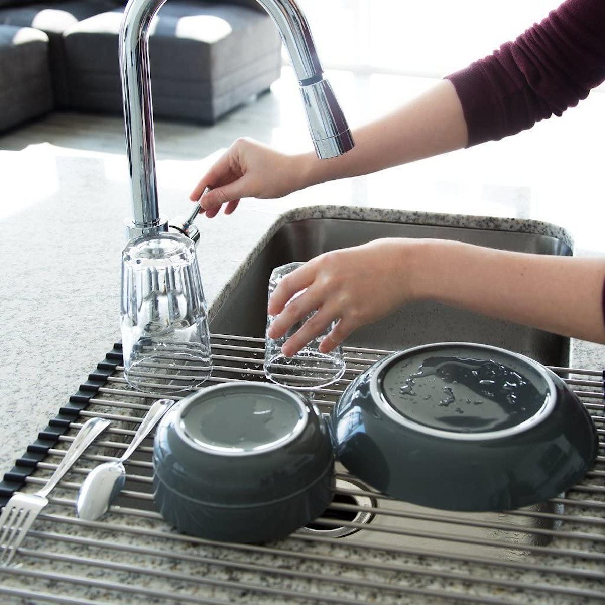 Homexpect Dish Drying Rack