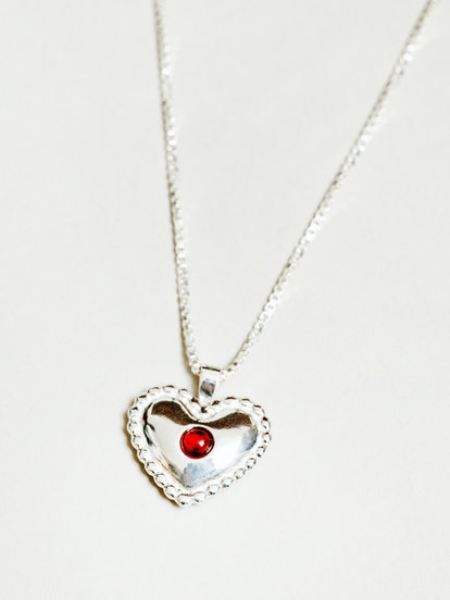 Katalina Necklace in Sterling Silver