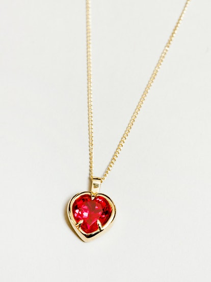 Selena Necklace in Gold