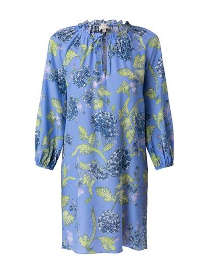 Fressia Silk Dress