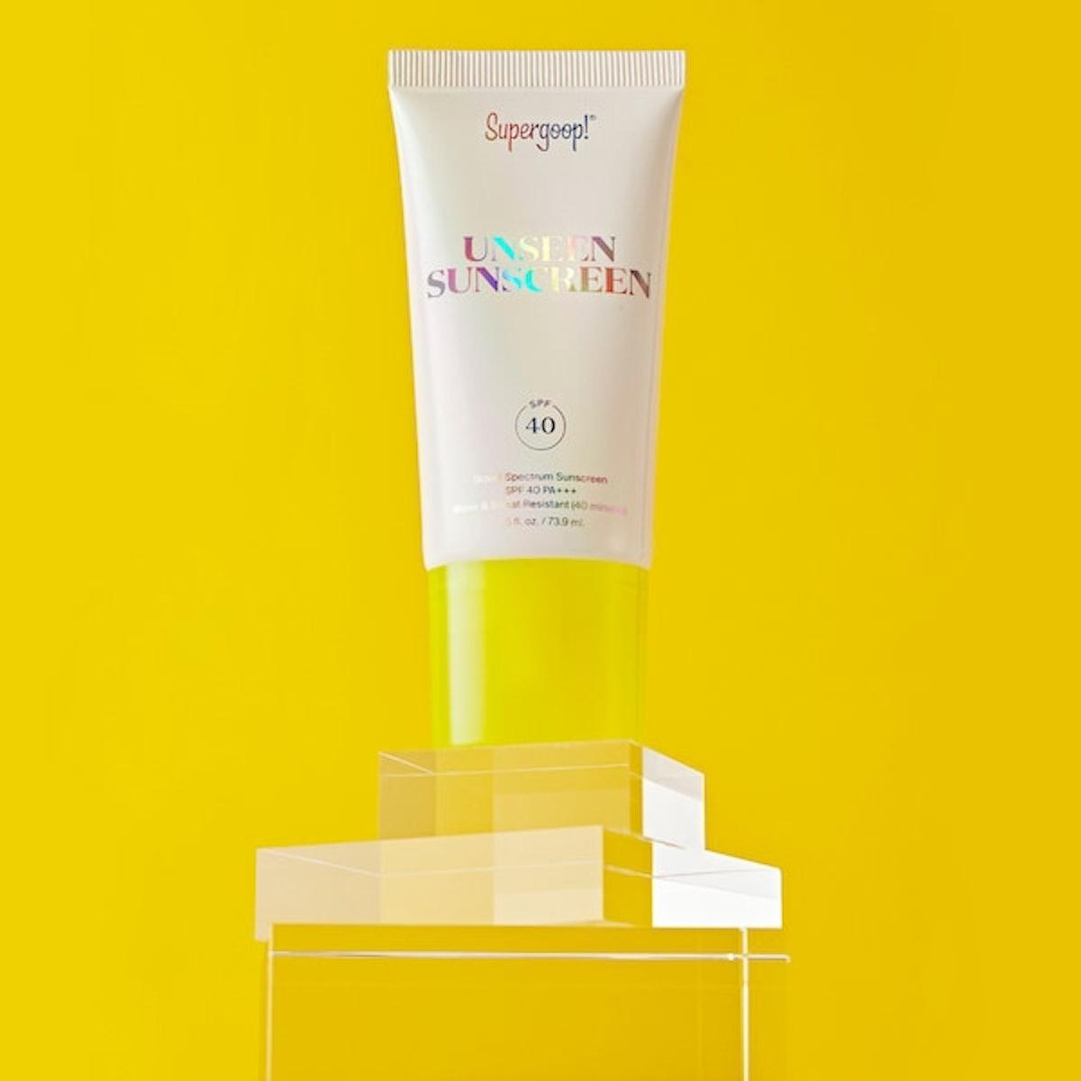 Unseen Sunscreen SPF 40