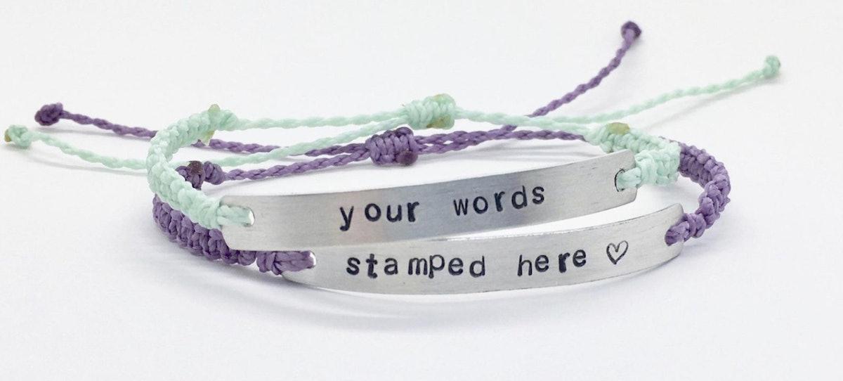 Pair of Friendship Bracelets