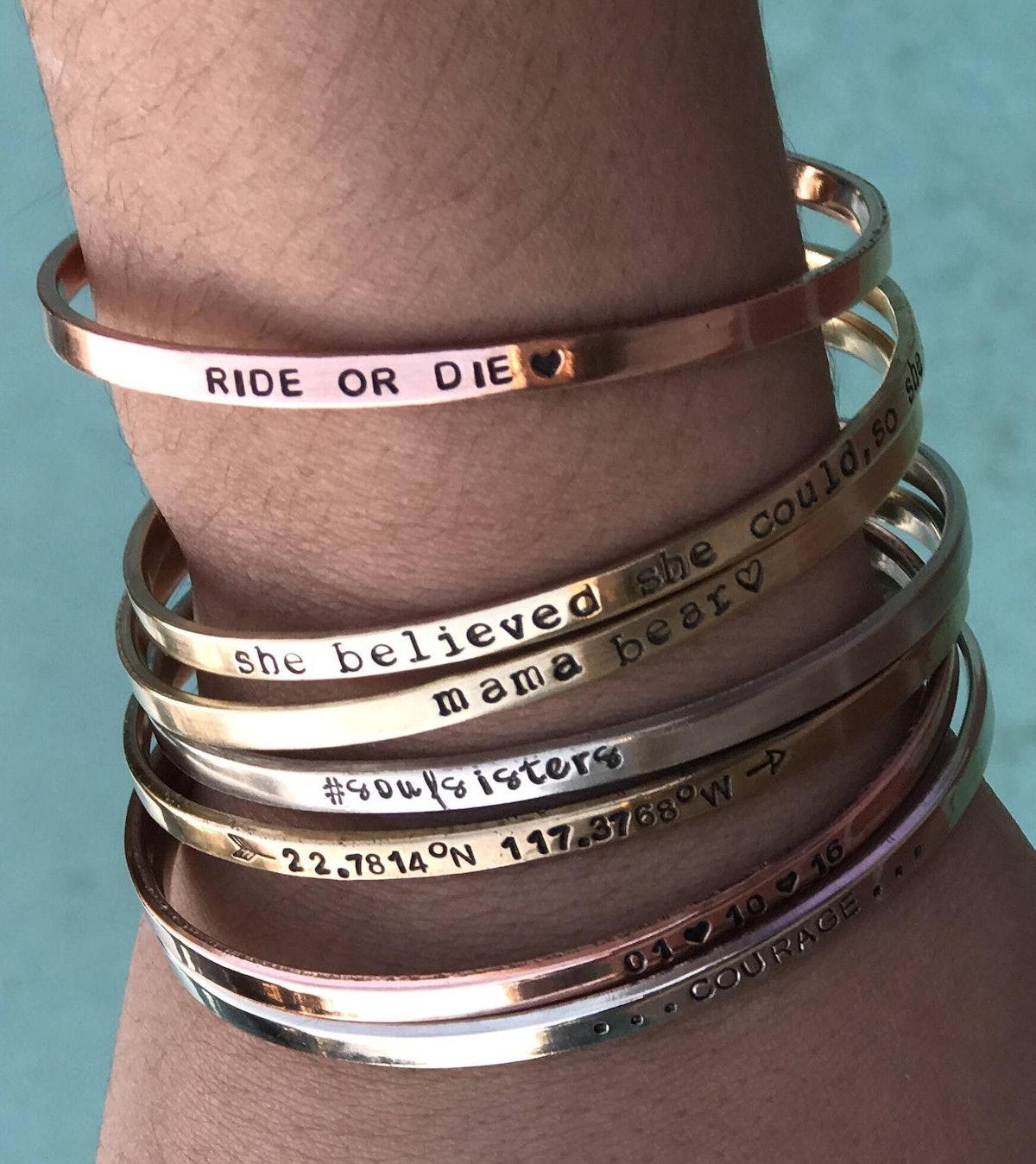 Create Your Own Bracelet Friendship Bracelet