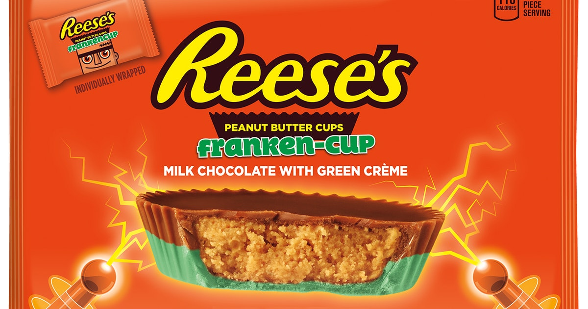 Halloween 2020 Peanut Butter Hershey's 2020 Halloween Candy Includes A New Take On Reese's