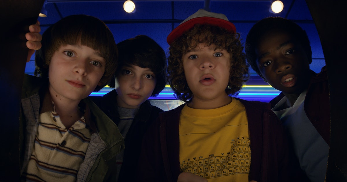 These Details About 'Stranger Things 4' Will Get You So Freaking Pumped
