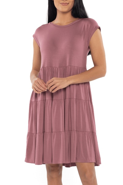 Babydoll Tunic Dress