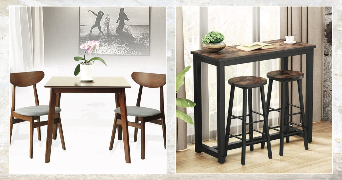 Small Kitchen These Space Saving Tables Are Cleverly Designed To Fit Right In Flipboard