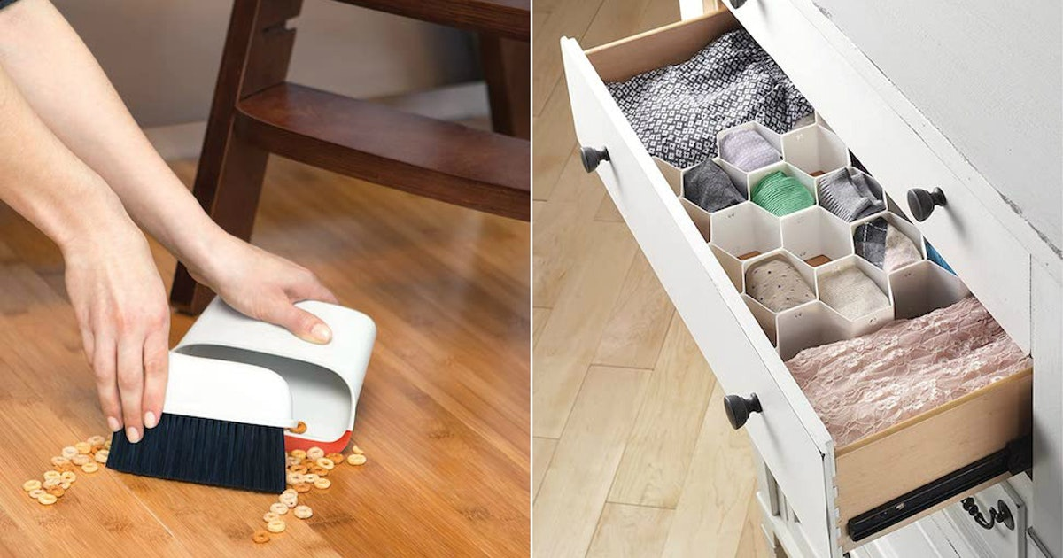 44 Genius Products That Fix Life's Hot Messes
