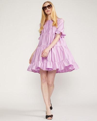 Kaia Tiered Mini Dress