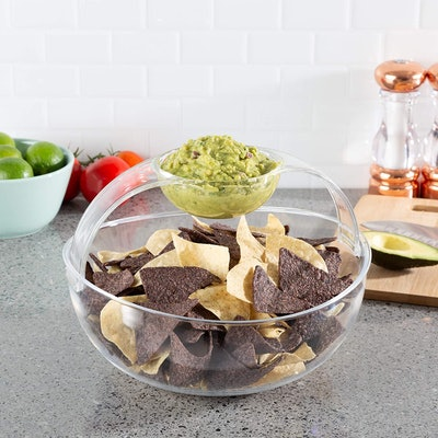 Classic Cuisine Chip and Dip Serving Set