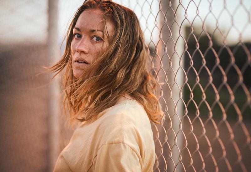 Sofie in Netflix's Stateless is based on Cornelia Rau, who was unlawfully imprisoned, via Netflix pr...