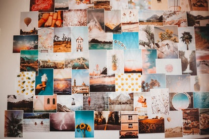 Summer Digital Collage Kit