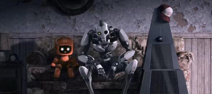 'Amor, morte e robôs'Netflix