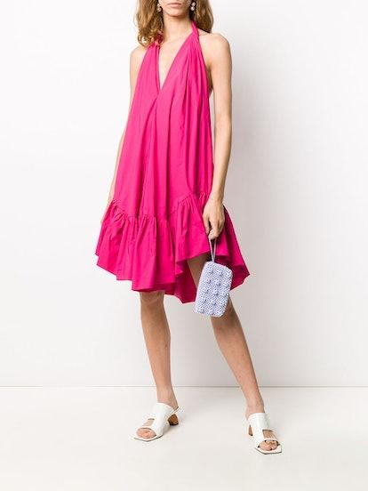 Oversized Sleeveless Dress