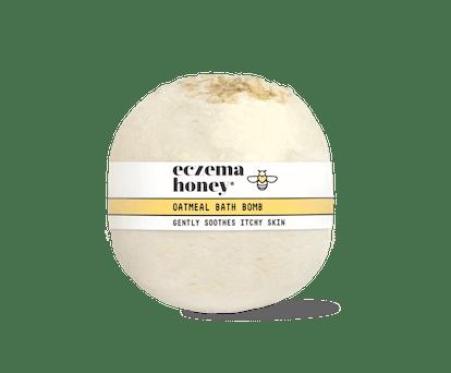Eczema Honey Oatmeal Bath Bomb