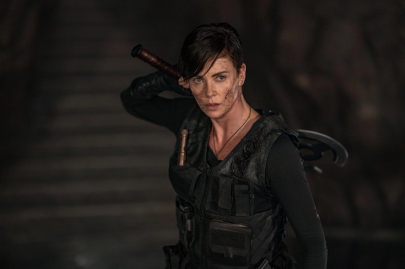 Charlize Theron in Netflix's 'The Old Guard'