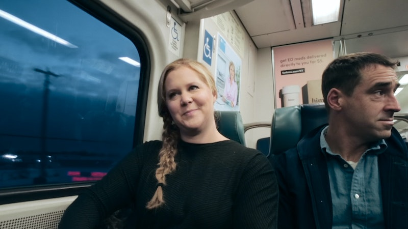Amy Schumer and Chris Fisher in 'Expecting Amy'