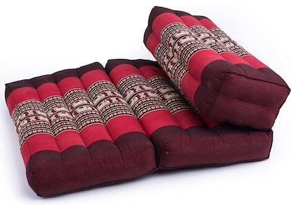 GABUR Foldable Meditation Cushion