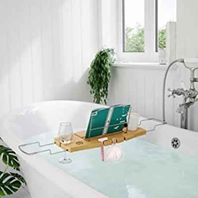 Umbra Aquala Extendable Bathtub Tray