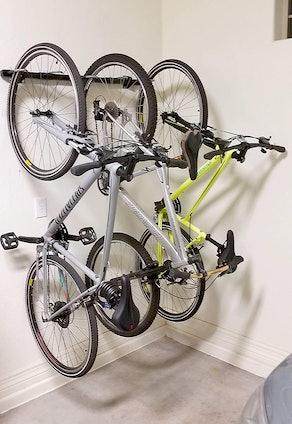 StoreYourBoard 5-Bike Garage Rack